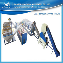 Hot Sale PE Film Washing Crushing and Recycling Machine