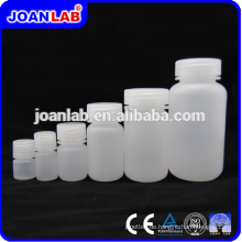 JOAN Lab 250ML Clear Plastic Reagenz Flasche Lieferant