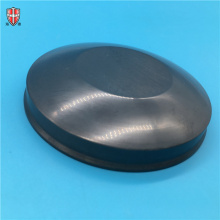 thermal shock resistant dielectric Si3N4 ceramic plate disc