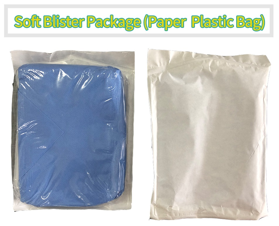 Surgical-gown-blister-package