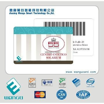 Promotional E-purse RFID card with T5577 for Epayment