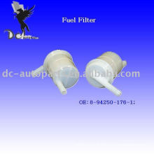 Isuzu complet en ligne filtre à carburant 8-94250-176-1