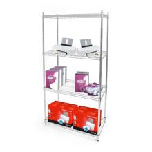 Регулируемая металлическая офисная проволочная стойка (CJ9035150A4C)