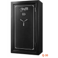 Q-30 fireproof gun safe durable reconfigurable eletric