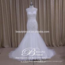 Гламур высокое качество блеск и элегантные свадебные платья от фабрики профессионала Китая