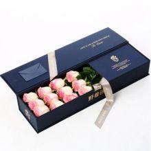Emballage de fleur de boîte de cadeau de luxe de cadeau de Valentine