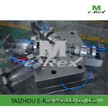 4 Way Fitting Mould/Double Tee Fitting Mould