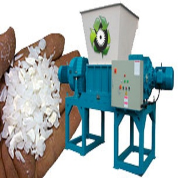 plastic bottle recycling machine