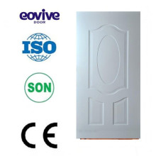Used door surface melamine material wooden door skin