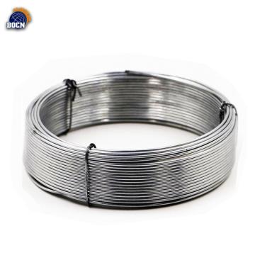 malla de alambre galvanizado resistente