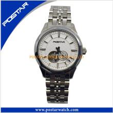 Men Automatic Mechanical Watch Stainless Steel Men′s Watch