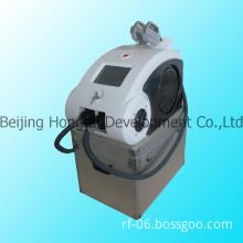 IPL RF facial cooling)E-Light salon spa medical beauty equipment for breast lift&weight loss&hair/spot/freckle/chloasm removal