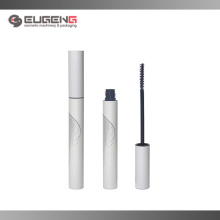 7ml aluminum glitter mascara tube with brush