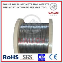 Alliage de résistance à hautes températures 0cr13al4 / fil chauffant fécal