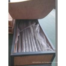 Kundenspezifische Titan Rohre Verpackung