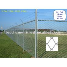 Mechanical equipment, protective nets