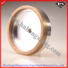 Metall-Kontinuierliche Diamant-Schleifteller für Glas