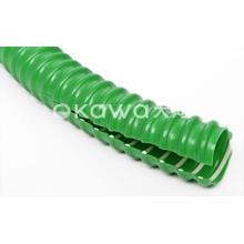 Gute Qualität! Elektrischer Drahtschutz Flexibler PVC-Rohrschlauch