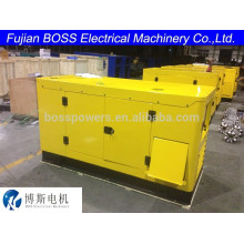 30KW Electric start Low noise Level Silent weifang generator