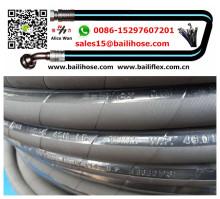 oil resistant rubber hose hydraulic hose R1 R2 4SP 4SH R12 R13
