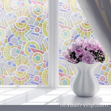 Raam Decoratieve Vinyl Film