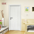 Fashion hot sale pvc wood doors MDF wood doors