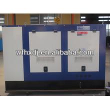 100kva 80kw silencioso gerador diesel lovol com CE