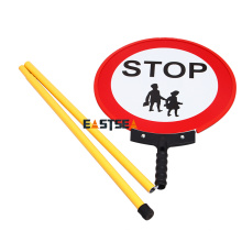 15 Custom Solar Powered LED Traffic Security STOP Sign