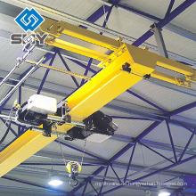 Yuntian Einstrahl-Laufkran 10 Tonnen