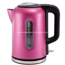 Colorful Stainless Steel Whistling Kettle Teapot