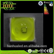 Doble chip 0.5W 5053 SMD led 365nm y 395nm UV led