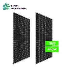 Mono Perc Solar Panels 450W Frame Solar Panel