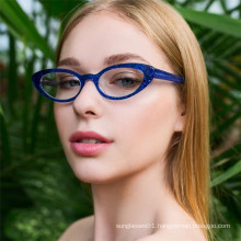 TR90 EyeGlasses Frame Men Women Brand Flexible oval Glasses Frames Men's Oval Optical Transparent Lens Women