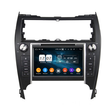 Autoradio GPS Navigation Head Unit för Camry 2012-2014