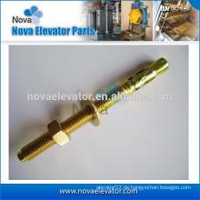China Standard Größe Anker Schraube