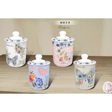 Tea & Coffee sugar seal canister jar