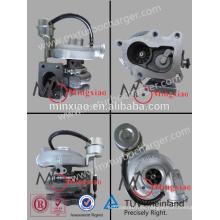 Turbocargador HE200WG 3773121 3773122