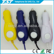 TST Micro USB Car Charger for Smart Phone