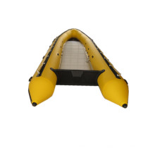 Жесткий надувной лодке для рыбалки Надувная резиновая лодка