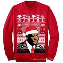 Adult Jordan Crying Meme feo suéter de Navidad Sudadera