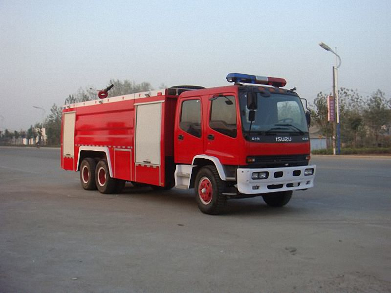 Fire Truck Fire Engine 85