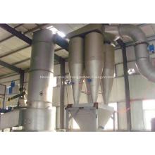 Secadores de flash de centrifugação de nova máquina de secagem de silicato de cálcio
