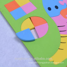 customized elephant shape EVA magnet ,souvenir fridge magnet