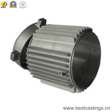 ADC12, A383, A380, Alsi12 Aluminum Die Casting Motor Housing