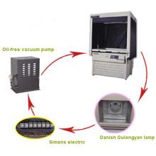 ZXK-D automático chapado que hace la máquina