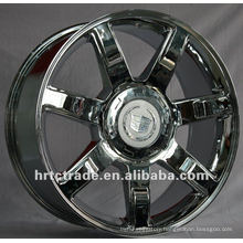 S729 chrome wheels for Cadillac