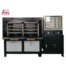 Dongguan Vulcanizing Gumowe Dywany Making Machine