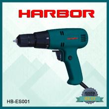 Hb-Es001 Yongkang puerto 2016 herramienta de venta caliente herramientas eléctricas maestro destornillador mecánico