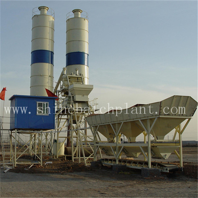 2018 Hot Sale 40 Concrete Mix Plant
