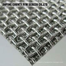 Monel 1-100 microns de qualité utiles en acier inoxydable fritté treillis métallique